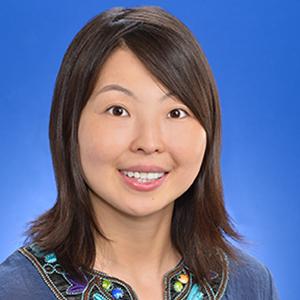 Yue Webster portrait image