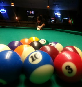 Come join the Argonne Pool League!