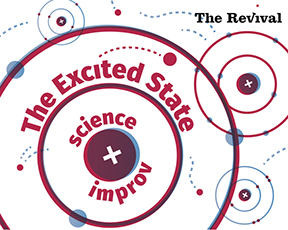 Excited State science improv show