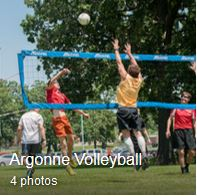 Argonne volleyball