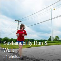 Sustainability walk & run