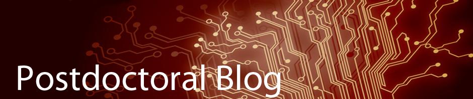 postdoctoral blog