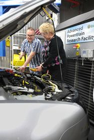Argonne to study safer handling of electric vehicle